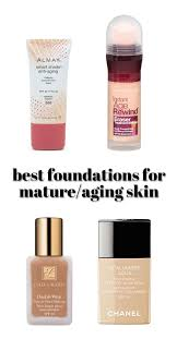 best makeup base for aging skin makeup vidalondon