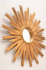 Mirrors For Walls by Decorating How To Make A Gold Sunburst Mirror For Wall