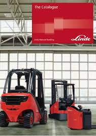 linde product catalogue