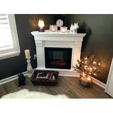 Electric Corner Fireplace Electric Corner Fireplaces Electric Fireplace Corner Unit Lowes