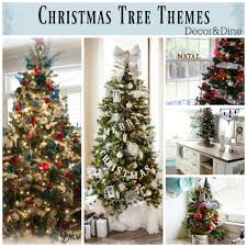 christmas tree themes the christmas tree