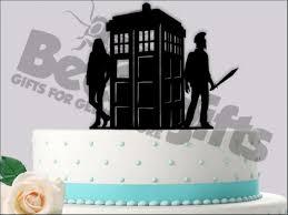 tardis cake topper doctor who wedding cake topper wedding ideas