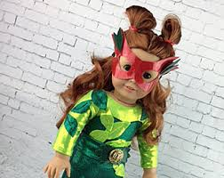 Poison Ivy Costumes Halloween Poison Ivy Costume Etsy