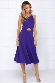 midi flare dress oasis amor fashion