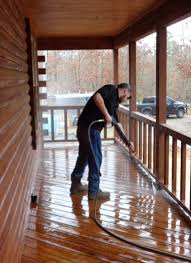 log home chemical stripping elite log home services
