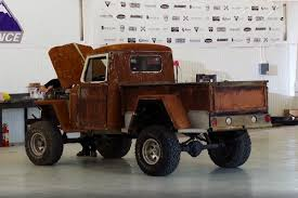 willys jeep truck video premiere of