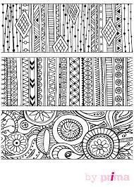 coloriages indiens et aztèques à imprimer femme actuelle