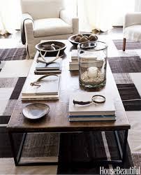 modern home interior design coffee table decorations ideas