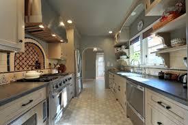 moroccan style kitchen decor ideas blue pattern backsplash tile