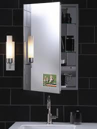 bathroom top mirrored bathroom medicine cabinet design sipfon