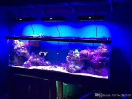 led reef aquarium lighting online cheap aurora 165w reef led timer light with bracket legs sps