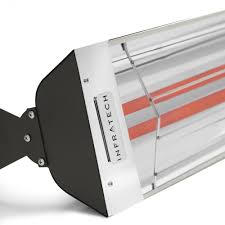 Patio Heater Heat Shield by Infratech Wd Series 33 Inch 3000w Dual Element Electric Infrared