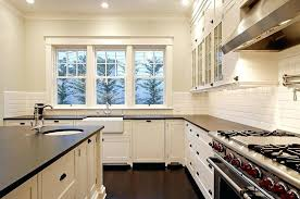 off white kitchen cabinets with stainless appliances white cabinets with stainless steel appliances putokrio me