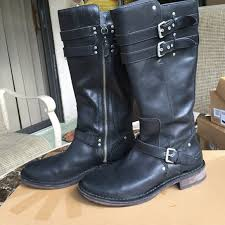 boots size 9 sale 78 ugg boots flash sale ugg black leather boots