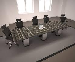 Contemporary Conference Table Zabano Contemporary Conference Table 90 Degrees Office Concepts