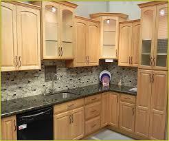 kitchen amazing maple kitchen cabinets backsplash light brown