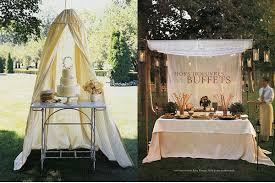 Wedding Cake Display Wedding Cake Tents Ruffled