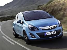 car picker blue vauxhall corsa