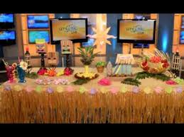 hawaiian luau party diy hawaiian luau party decorations