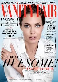 Vanity Fair Magazine Customer Service Cover Exclusive Angelina Jolie On Being Married To Brad Pitt U201cit