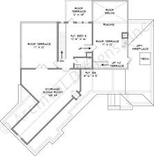 Mountain House Floor Plans by Austin River Rustic Floor Plan Mountain House Plans