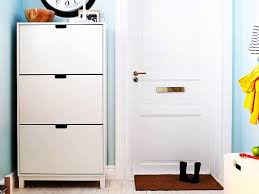 White Shoe Cabinet With Doors by 25 Shoe Storage Cabinets Ideas