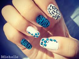 animal nail design how you can do it at home pictures designs