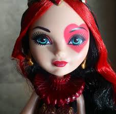 Ever After High Dolls Where To Buy Ever After High Lizzie Hearts Doll By Mattel U2013 Omocha Crush