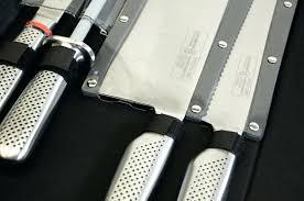 couteau cuisine pro set de couteaux de cuisine professionnel coffret 6 piaces de la