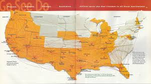 swa route map southwest route map 1998 a southwest airlines route map f flickr