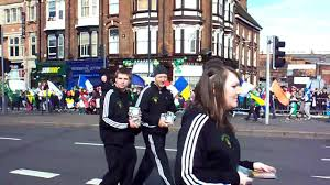 birmingham st patrick u0027s day parade 2011 part 4 youtube