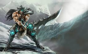 barbarian king wallpaper wallpapersafari league of legends wallpapers desktop 4k high quality pictures