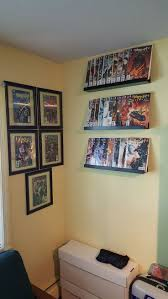 comic book shelves 52 best comic book storage u0026 display ideas images on pinterest