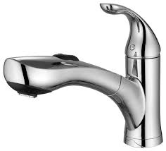 Kitchen Faucets Single Handle With Sprayer by Century Home Living Single Handle Pull Out Sprayer Kitchen Faucet