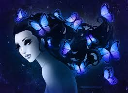 butterfly hair butterfly hair by lilacattis on deviantart