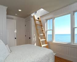 Beachy Bedroom Design Ideas Small House Lives Big Style Bedroom Boston By