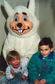 easter bunny 15 times kids were utterly terrified by the easter bunny and
