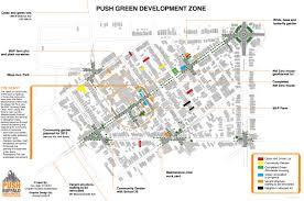 Zero Lot Line House Plans by The Neighborhood Push Buffalo Green Development Zone
