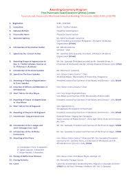 ceremony programs template sports banquet program templates tubo thebeerengine co