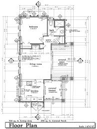 floor plans for guest cottages