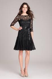 cocktail dress black lace cocktail dress teri jon