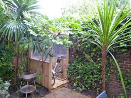 bike shed lady cycle