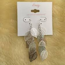 icings earrings 38 icing jewelry silver earrings from icing from s