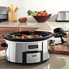 best crockpot deals black friday crock pot digital slow cooker with istir stirring system at