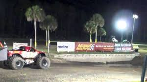 best of the monster truck show down advanced auto parts south