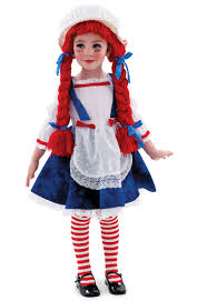 yarn babies rag doll toddler child costume from buycostumes