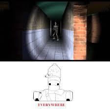 Slender Meme - everywhere slender meme meme wiki fandom powered by wikia