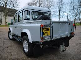 land rover jeep defender for sale used zambezi silver land rover defender for sale hertfordshire