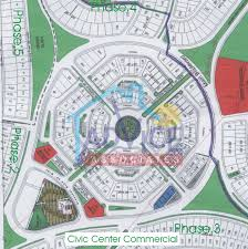 Islamabad Map Bahria Town Islamabad Maps