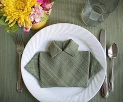 6 ridiculously simple napkin folding ideas you can u0027t up